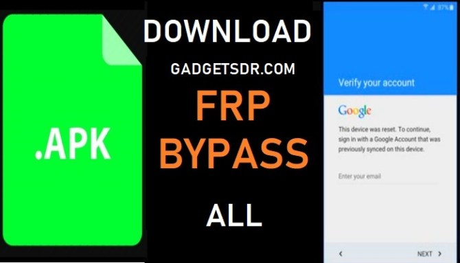 Download FRP Bypass TOol and APK