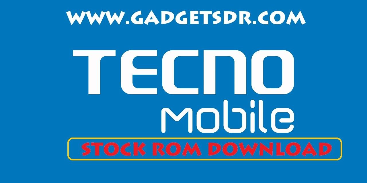 Techno I5 Stock Rom – Flash File ( Firmware )