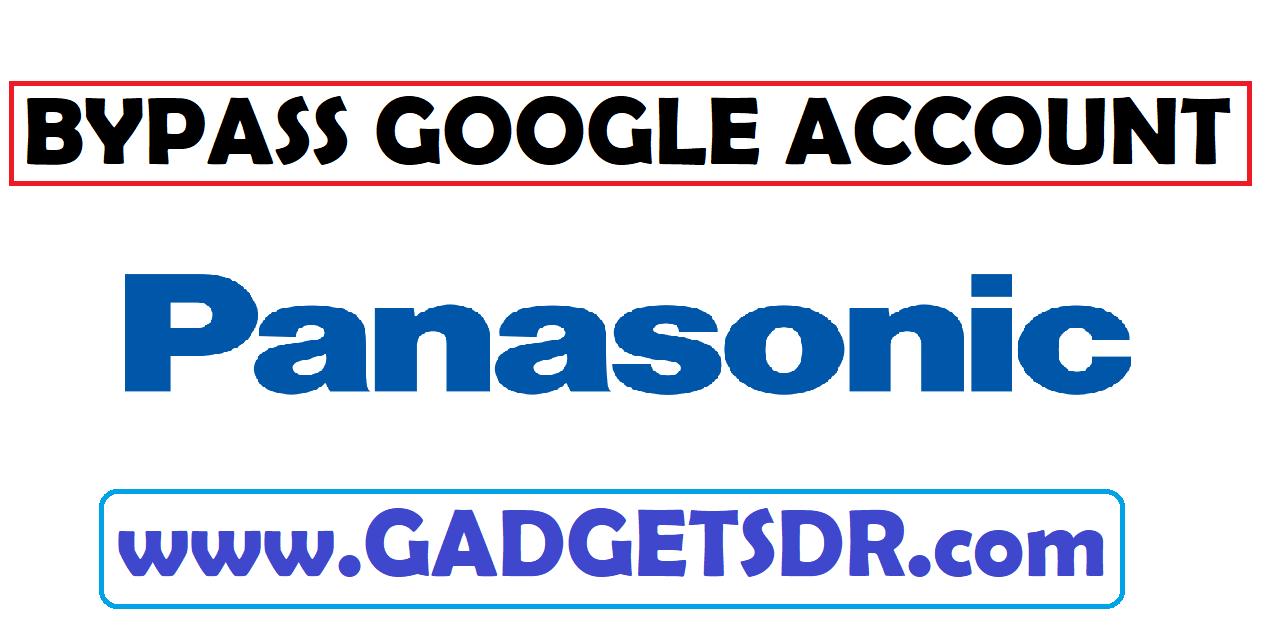Panasonic P91 Bypass FRP Google Account – (Without Box)