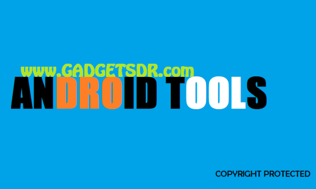 GD Service Tool V1.0 Latest All in One Tool – 2018