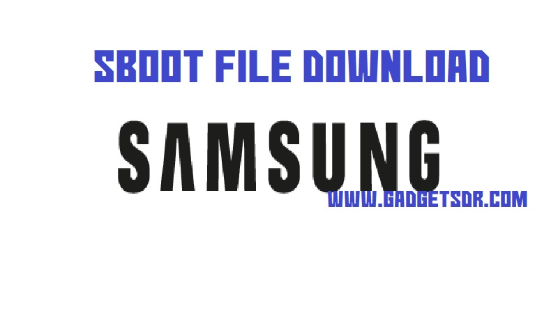 Samsung Galaxy leader 8 SM-G9298 ENG Boot File – 2018