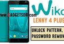 How to Unlock Pattern Wiko Lenny 4 Plus-Hard reset