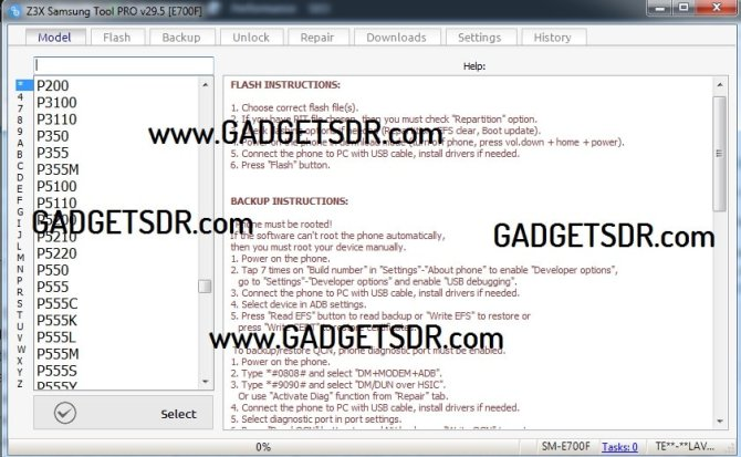Samsung frp tool pro download