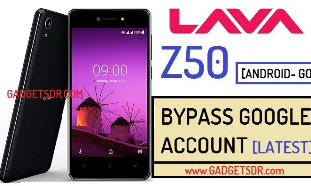 How to Bypass FRP Lava Z50 – Android-8.1 (latest)
