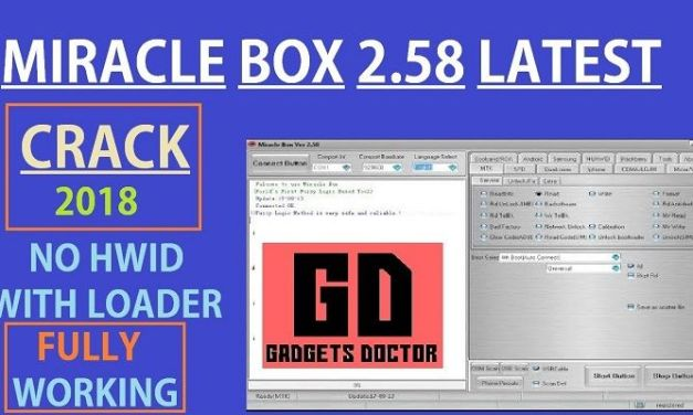 Miracle Box 2.58 Latest With Loader (Without Box) (Working OK)