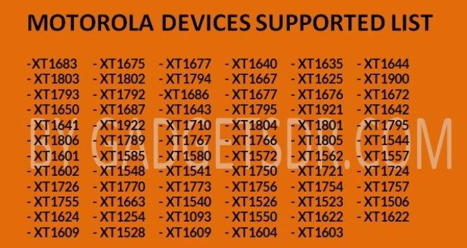 Xt1528 Firmware