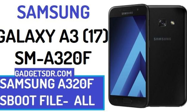 Download Samsung A3 SM-A320F Eng SBoot File – Latest