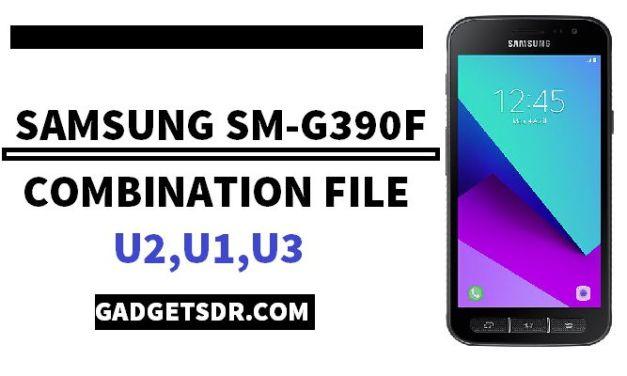 Samsung SM-G390F Combination File (Firmware Rom)