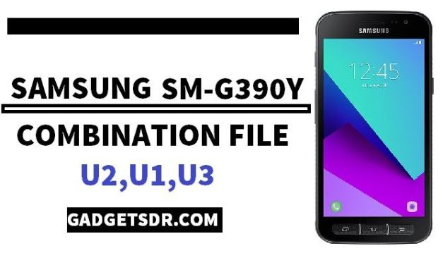 Samsung SM-G390Y Combination File (Firmware Rom)