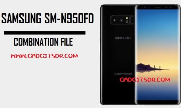 Samsung SM-N950FD Combination File (Firmware Rom)