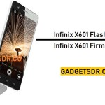 Download Infinix X601 Flash File (Stock Firmware ROM)