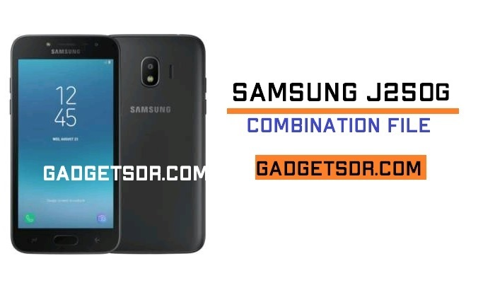 Samsung SM-J250G Combination File (Firmware ROM)-All
