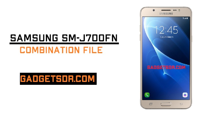 Samsung SM-J700FN Combination File (Firmware ROM)