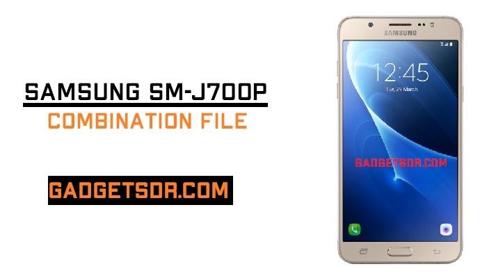 Samsung SM-J700P Combination File (Firmware ROM) Latest