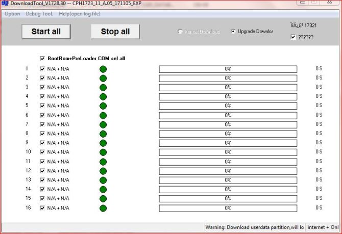 Oppo Flash File, Oppo Firmware