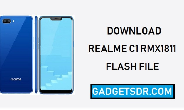 Oppo Realme C1 RMX1811 Flash File (Stock Firmware ROM)