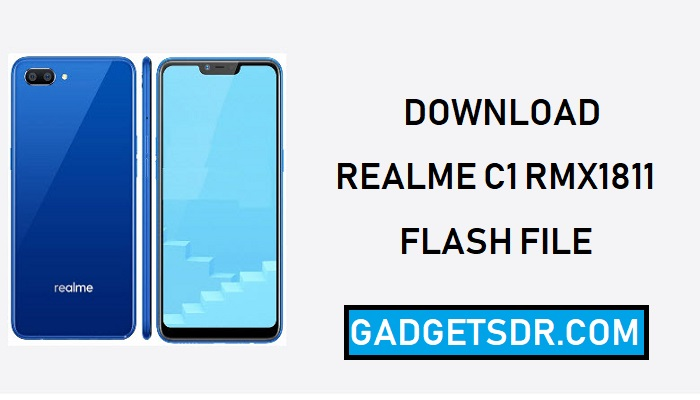 Oppo Realme C1 RMX1811 Flash File (Stock Firmware ROM)