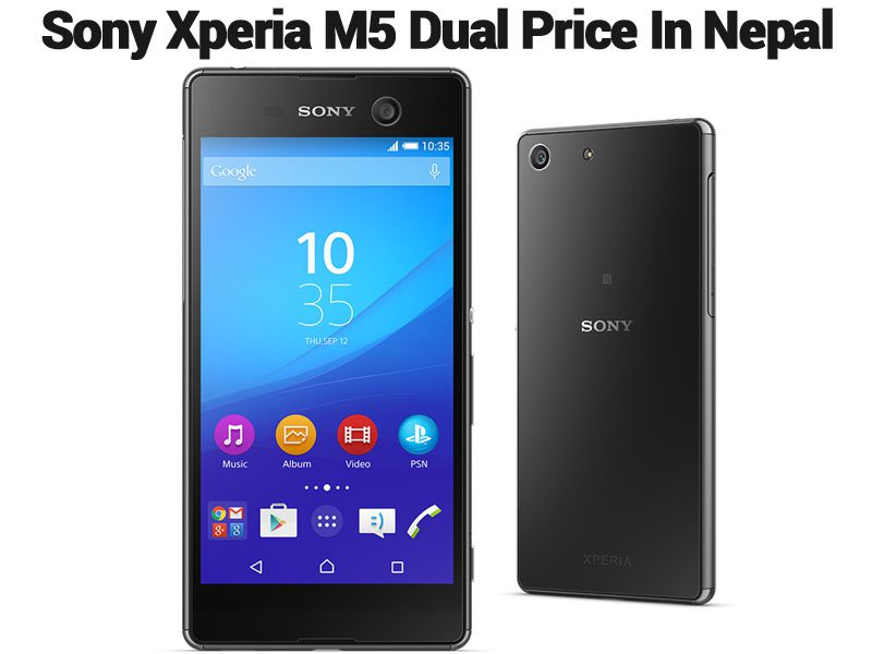 Sony Xperia M5 Dual Price In Nepal
