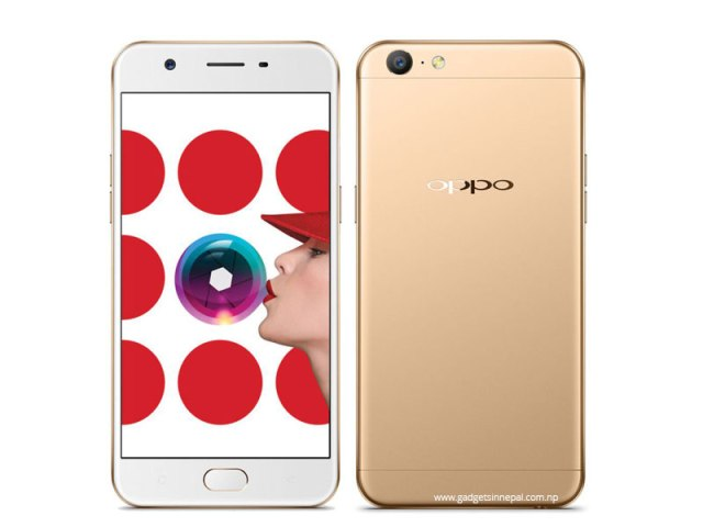 Oppo A57 Nepal