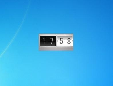 Alarm Clock Gadget Windows 7 | Unique Alarm Clock