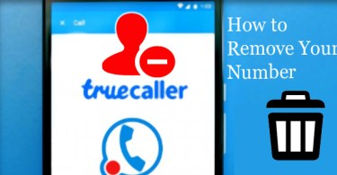 unlist and remove your number from truecaller