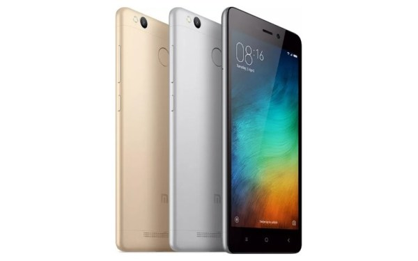 Xiaomi Redmi 3S Prime Specifications and Features