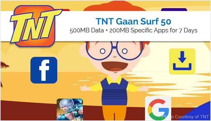 bb8a2a1d6f Gaan Surf 50 - Gadget Specs PH