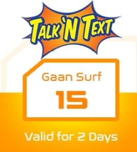 392ef41265 Smart Gaan Surf 15 Offer Details