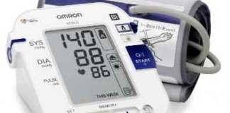 Omron Upper Arm Blood Pressure Monitor