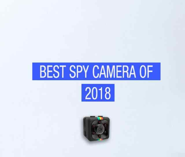 The Best Spy Camera Hide In Plain Sight
