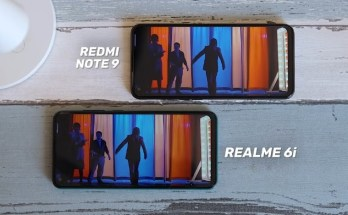 REALME 6I and REDMI NOTE 9 Price