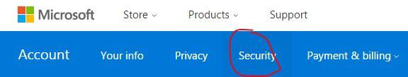 Delete Hotmail Account