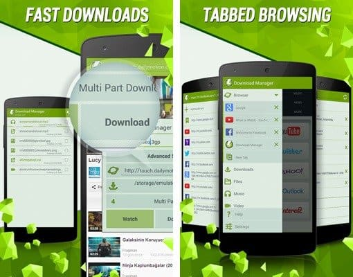 Best Android Download Manager applications