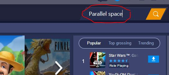 How to Download Parallel Space for Windows 7/8/10