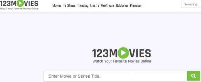 123Movies HD Unblocked