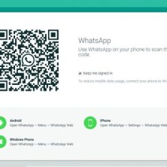 Login to WhatsApp Account
