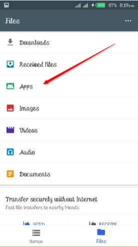 How to Clear Android App Caches Using Google File Go
