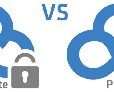5 Private Cloud Provider Comparison In 2018
