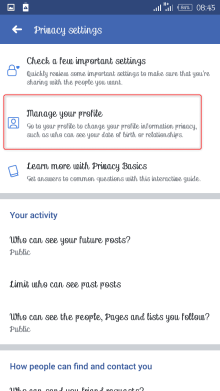 Nickname to your Facebook Profile Name