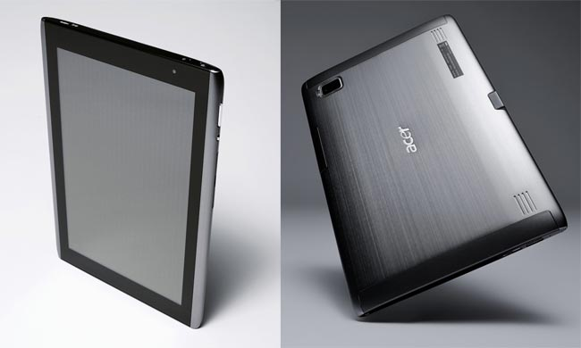 acer android tablet Acer 7 dan 10
