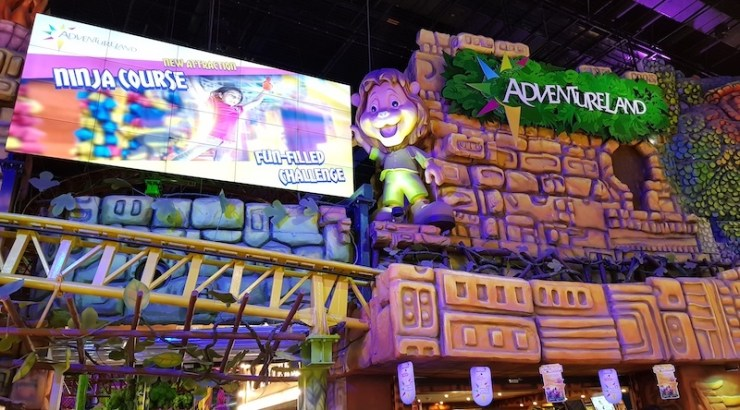 Adventureland at Sahara Center Celebrates 17th Anniversary – Gadget