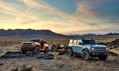 Ford To Unveil The All New Bronco Tomorrow Gadget Voize