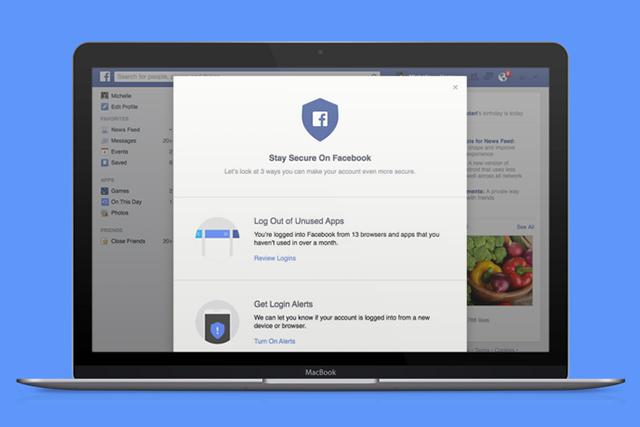 Facebook-Security