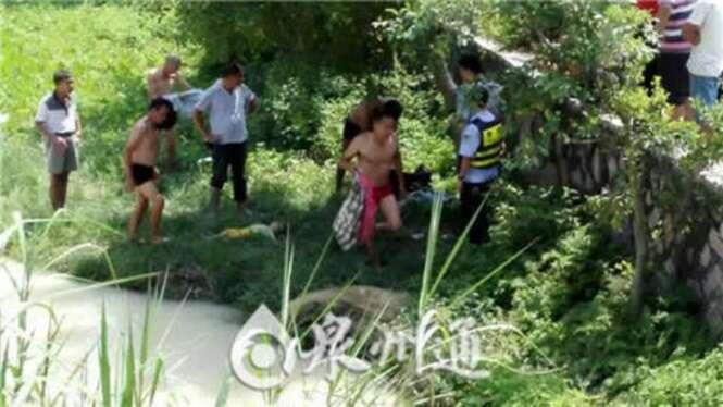 Mãe é presa após matar filha a jogando de ponte