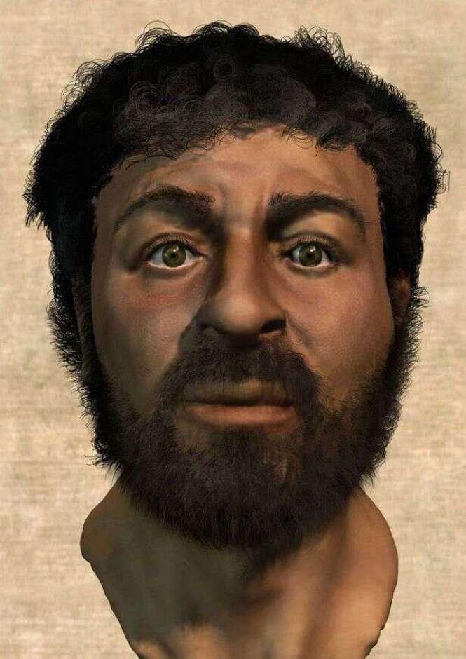 Especialista revela como era o verdadeiro rosto de Jesus Cristo