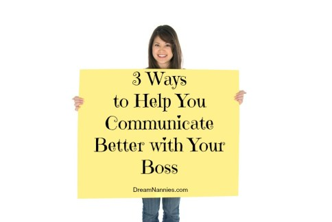 3 ways to communicate better with your boss