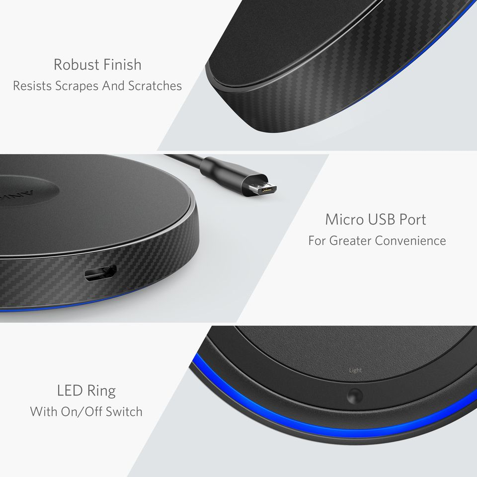 Anker Powertouch 5w Wireless Charger (1)