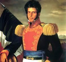 Vicente Guerrero (1782-1831) .