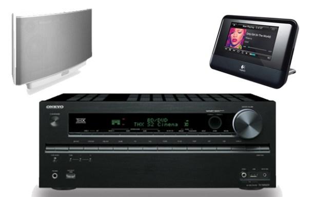 Algunos reproductores de audio tienen Spotify integrado