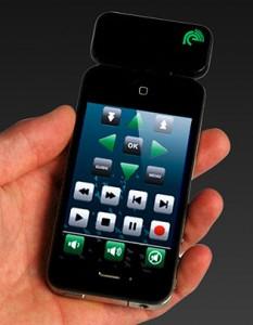 iphone mando a distancia kinetix